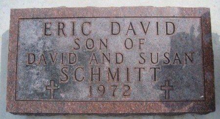 SCHMITT, ERIC DAVID - Chickasaw County, Iowa   ERIC DAVID SCHMITT