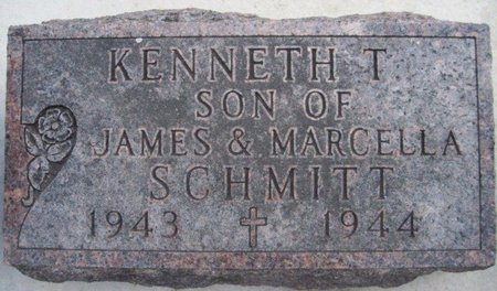 SCHMITT, KENNETH T. - Chickasaw County, Iowa | KENNETH T. SCHMITT
