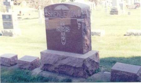 SHEKLETON, JOHN - Chickasaw County, Iowa | JOHN SHEKLETON