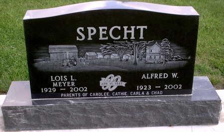 MEYER SPECHT, LOIS L. - Chickasaw County, Iowa | LOIS L. MEYER SPECHT