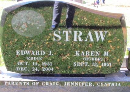 STRAW, EDWARD J - Chickasaw County, Iowa | EDWARD J STRAW