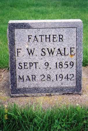 SWALE, F. W. - Chickasaw County, Iowa | F. W. SWALE