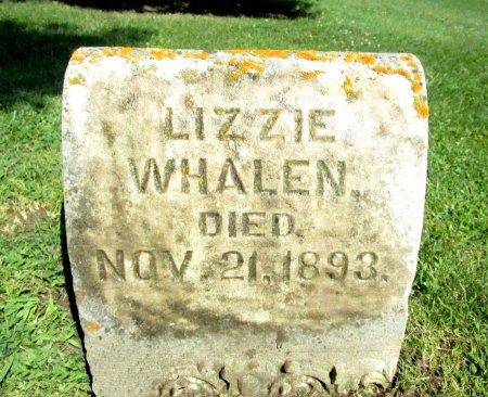 WHALEN, LIZZIE - Chickasaw County, Iowa | LIZZIE WHALEN