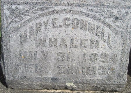 WHALEN, MARY E. - Chickasaw County, Iowa | MARY E. WHALEN