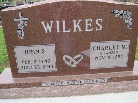 WILKES, CHARLET M. - Chickasaw County, Iowa | CHARLET M. WILKES