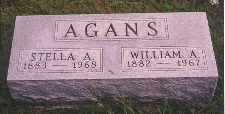 AGANS, WILLIAM - Clarke County, Iowa | WILLIAM AGANS