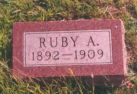 BROWNS, RUBY - Clarke County, Iowa | RUBY BROWNS