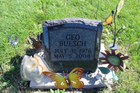BUESCH, GEO - Clarke County, Iowa | GEO BUESCH