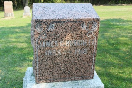BURCHETT, JAMES C - Clarke County, Iowa | JAMES C BURCHETT