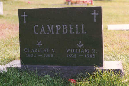 CAMPBELL, WILLIAM - Clarke County, Iowa | WILLIAM CAMPBELL