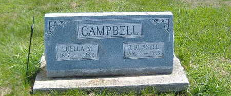 CAMPBELL, J. RUSSELL - Clarke County, Iowa | J. RUSSELL CAMPBELL