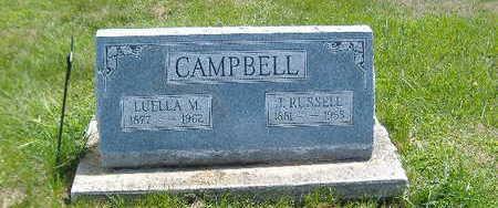 CAMPBELL, LUELLA M. - Clarke County, Iowa | LUELLA M. CAMPBELL