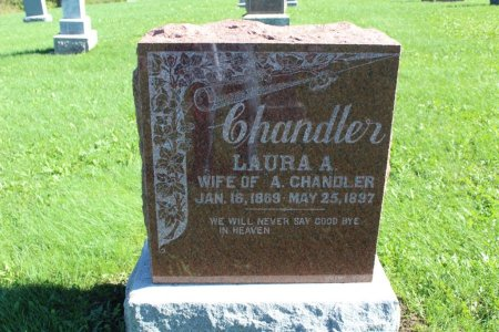 CHANDLER, LAURA A - Clarke County, Iowa | LAURA A CHANDLER
