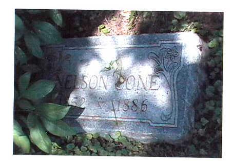 CONE, NELSON - Clarke County, Iowa | NELSON CONE