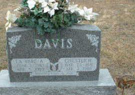 DAVIS, LAVARE - Clarke County, Iowa | LAVARE DAVIS