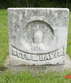 DAVIS, SETH L. - Clarke County, Iowa | SETH L. DAVIS