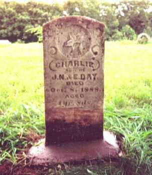 DAY, CHARLIE - Clarke County, Iowa   CHARLIE DAY