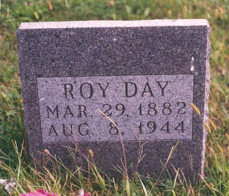 DAY, ROY - Clarke County, Iowa   ROY DAY