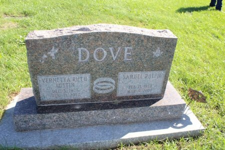 DOVE, VERNETTA RUTH - Clarke County, Iowa | VERNETTA RUTH DOVE