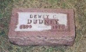 DUDNEY, DEWEY - Clarke County, Iowa | DEWEY DUDNEY
