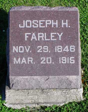 FARLEY, JOSEPH H. - Clarke County, Iowa | JOSEPH H. FARLEY