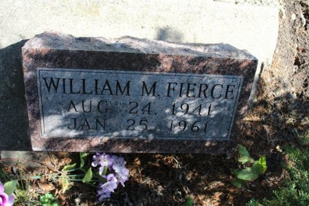 FIERCE, WILLIAM M - Clarke County, Iowa | WILLIAM M FIERCE