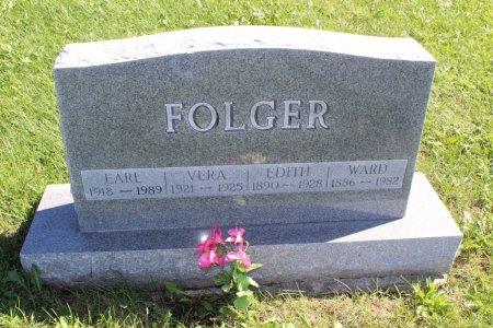 FOLGER, EARL - Clarke County, Iowa | EARL FOLGER