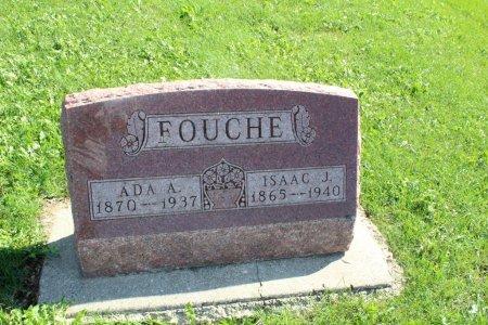 FOUCHE, ADA A - Clarke County, Iowa   ADA A FOUCHE