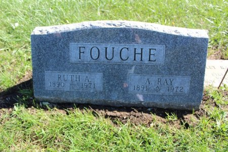 FOUCHE, A RAY - Clarke County, Iowa | A RAY FOUCHE