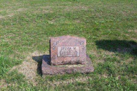 FULLERTON, SYLVIA M - Clarke County, Iowa | SYLVIA M FULLERTON
