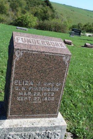 FUNDERBURK, ELIZA J - Clarke County, Iowa | ELIZA J FUNDERBURK