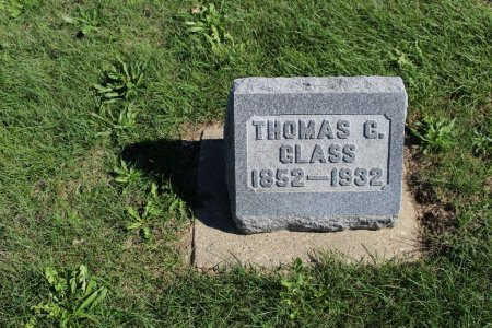 GLASS, THOMAS G - Clarke County, Iowa | THOMAS G GLASS