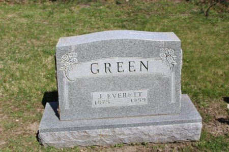 GREEN, J EVERETT - Clarke County, Iowa | J EVERETT GREEN