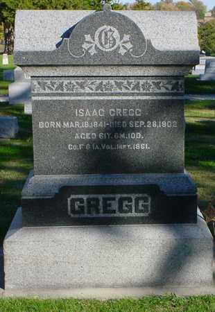 GREGG, ISAAC - Clarke County, Iowa | ISAAC GREGG