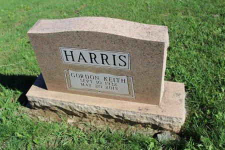 HARRIS, GORDON KEITH - Clarke County, Iowa   GORDON KEITH HARRIS