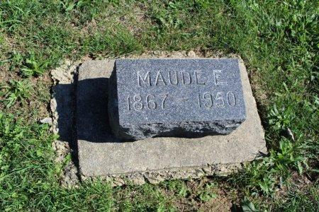 HARRIS, MAUDE E - Clarke County, Iowa | MAUDE E HARRIS
