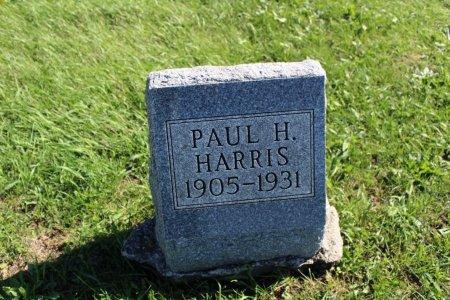 HARRIS, PAUL H - Clarke County, Iowa | PAUL H HARRIS