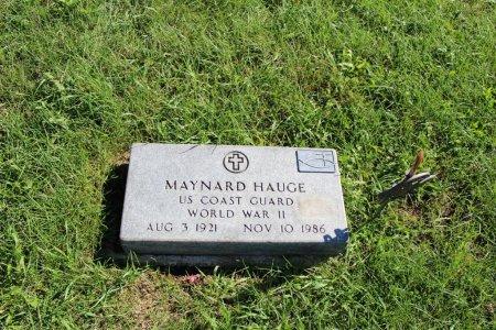 HAUGE, MAYNARD - Clarke County, Iowa | MAYNARD HAUGE