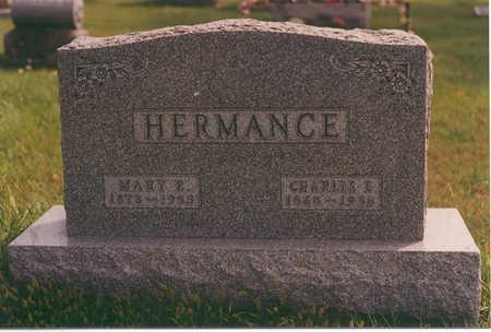 HERMANCE, CHARLES - Clarke County, Iowa   CHARLES HERMANCE