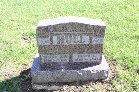 HULL, BERTHA MAY - Clarke County, Iowa | BERTHA MAY HULL