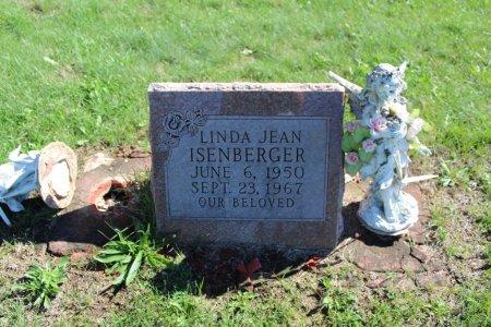 ISENBERGER, LINDA JEAN - Clarke County, Iowa   LINDA JEAN ISENBERGER