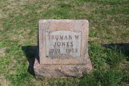 JONES, TRUMAN W - Clarke County, Iowa | TRUMAN W JONES