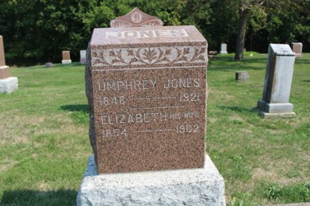 JONES, UMPHREY - Clarke County, Iowa | UMPHREY JONES