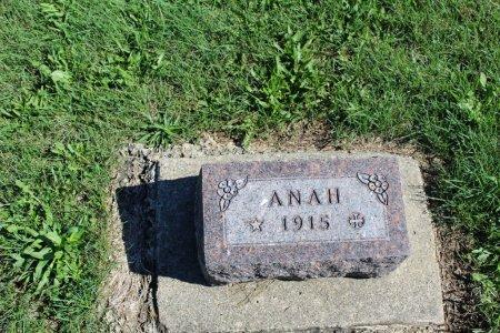 KENNEDY, ANAH - Clarke County, Iowa | ANAH KENNEDY