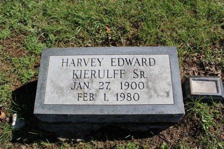 KIERULF, HARVEY EDWARD - Clarke County, Iowa | HARVEY EDWARD KIERULF