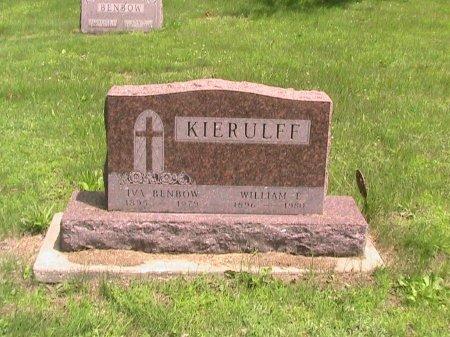 KIERULFF, IVA - Clarke County, Iowa | IVA KIERULFF
