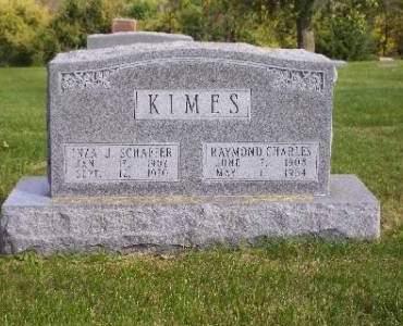 KIMES, INZA - Clarke County, Iowa | INZA KIMES