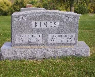 SCHAFFER KIMES, INZA - Clarke County, Iowa | INZA SCHAFFER KIMES