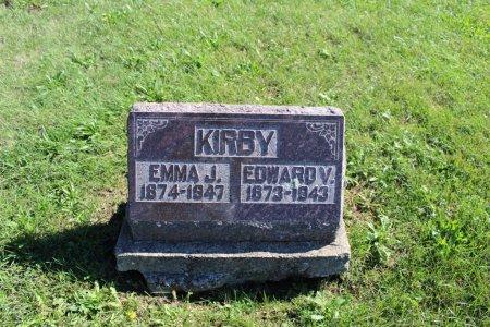 KIRBY, EDWARD V - Clarke County, Iowa | EDWARD V KIRBY