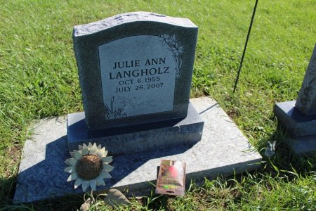 LANGHOLZ, JULIE ANN - Clarke County, Iowa | JULIE ANN LANGHOLZ